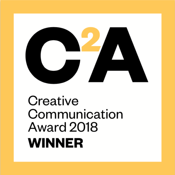 Creative Communication Award Badge